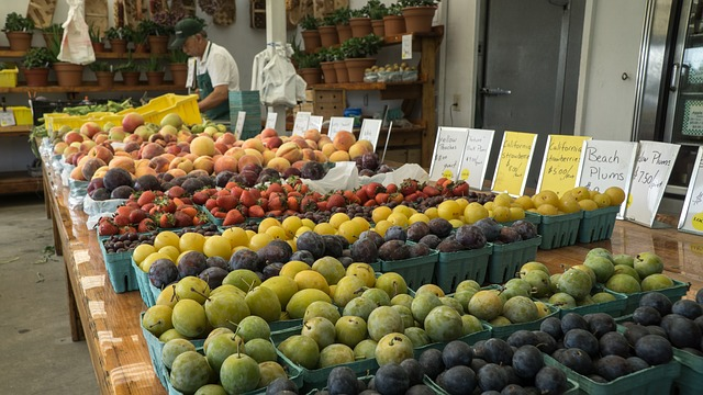 Farmers Market is a welcome alternative to buying groceries
