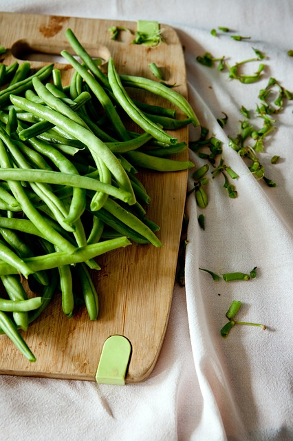 green beans is one of the easiest vegetables to grow