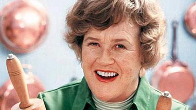 File photo of Julia Child in 1975. Credit: Getty Images.