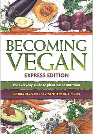 becoming a vegan