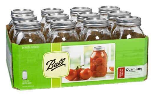 canning jars homesteading tools