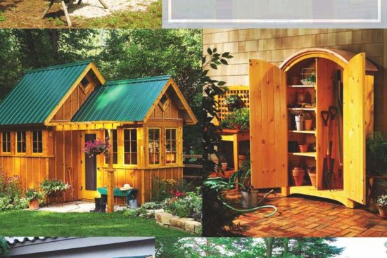 108 Free DIY Shed Plans & Ideas You Can Actually Build in Your Backyard