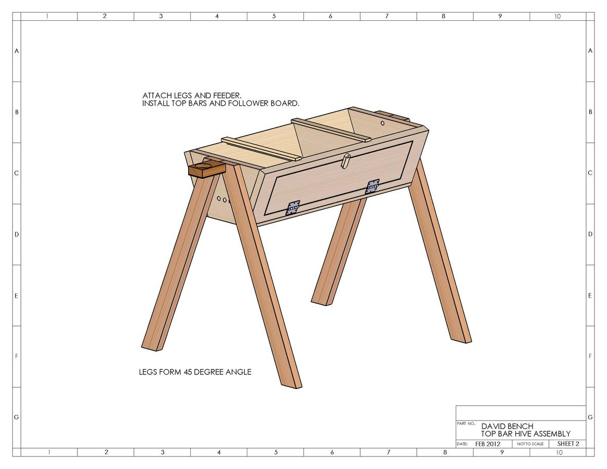 38 DIY Bee Hive Plans with Step-by-Step Tutorials (Free)