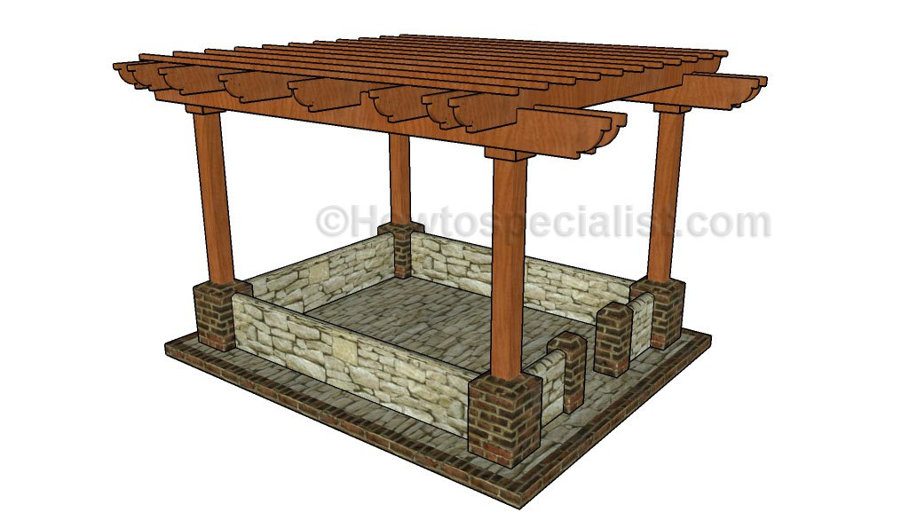 51 Diy Pergola Plans Ideas You Can Build In Your Garden Free