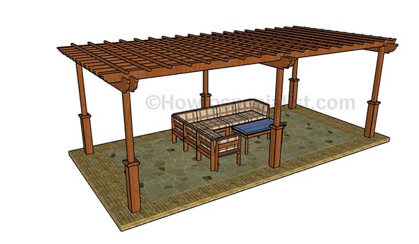 51 Diy Pergola Plans Amp Ideas You Can Build In Your Garden