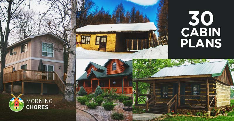 Pleasing 27 Beautiful Diy Cabin Plans You Can Actually Build Download Free Architecture Designs Pushbritishbridgeorg