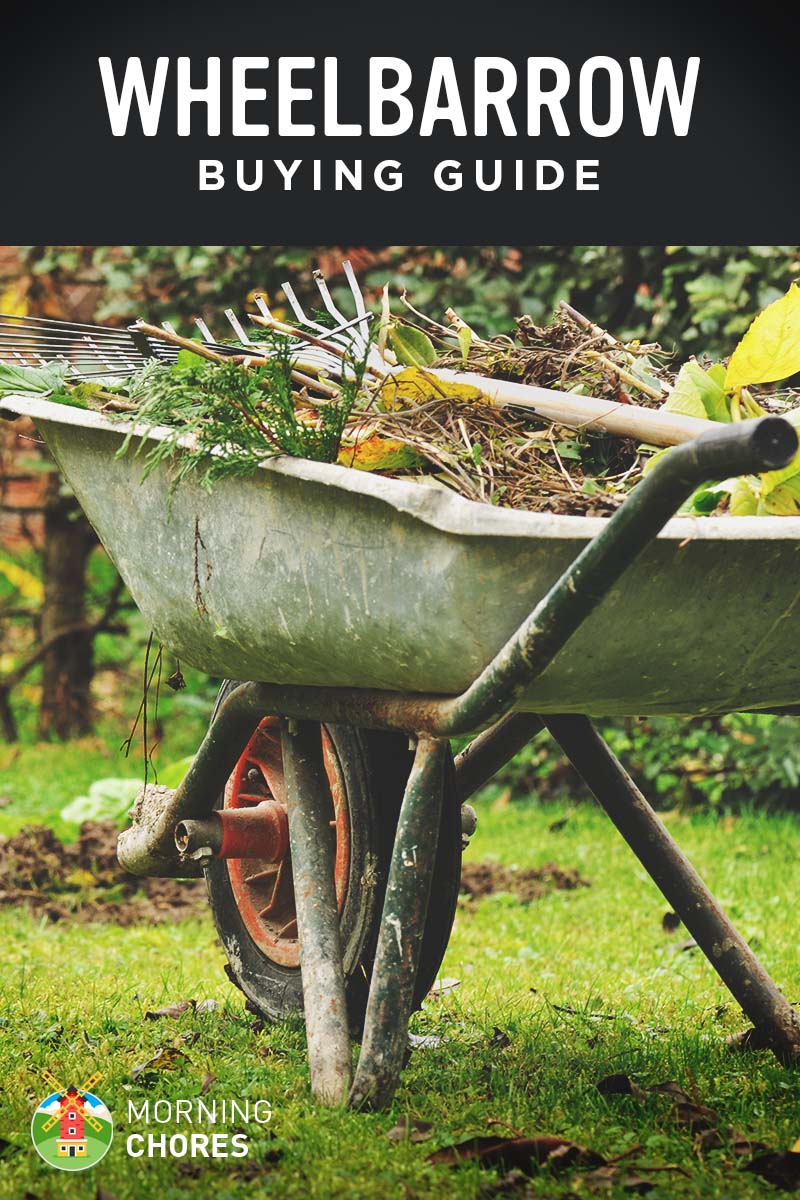 Best Wheelbarrow Reviews Buying Guide And Recommendation
