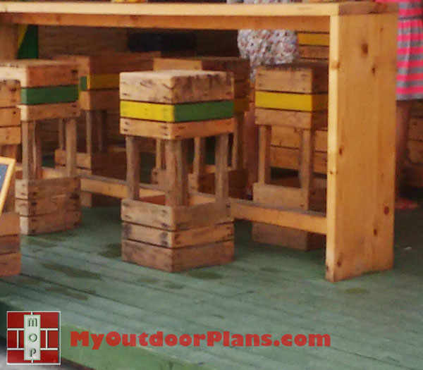 Simple Wood Pallet Projects