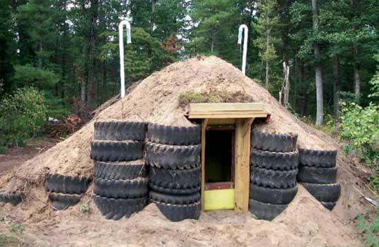 root cellar plans