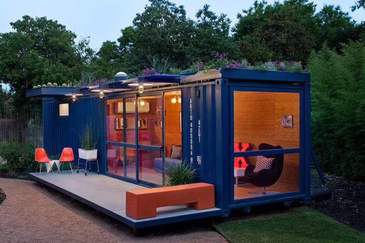 shipping containers are beautiful alternative housing
