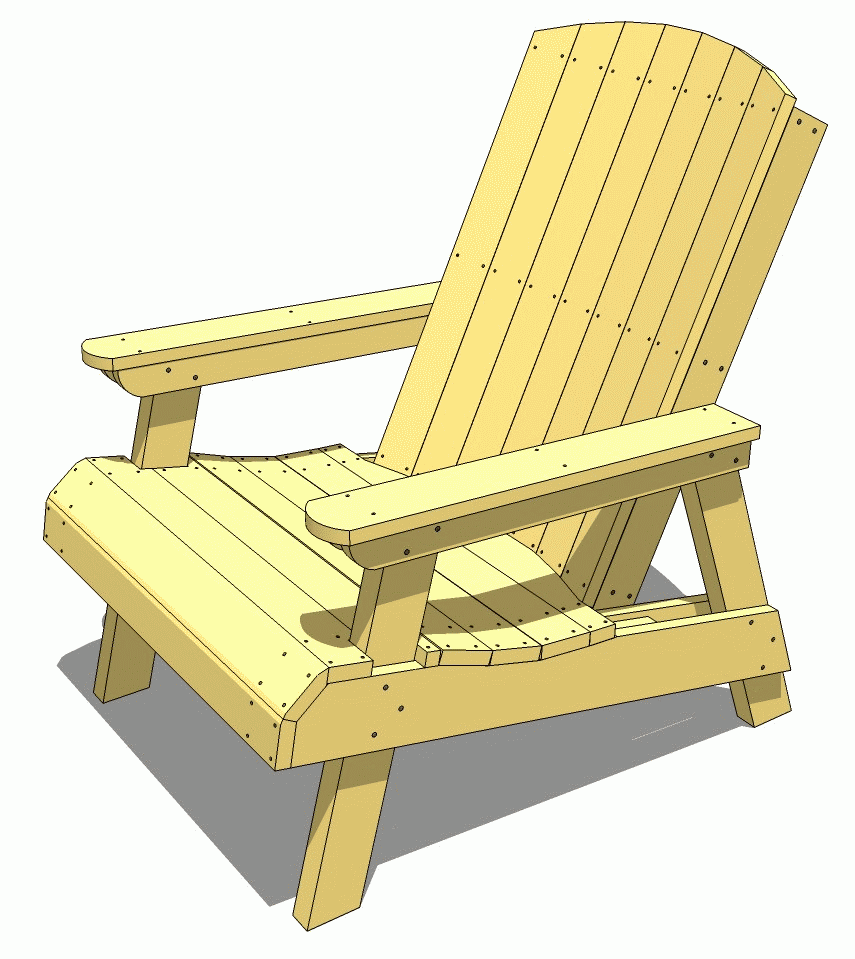 Fantastic 35 Free Diy Adirondack Chair Plans Ideas For Relaxing In Machost Co Dining Chair Design Ideas Machostcouk
