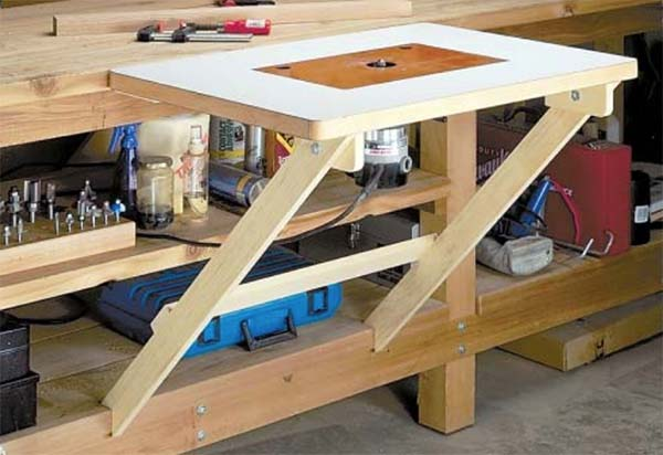 Marvelous 39 Free Diy Router Table Plans Ideas That You Can Easily Build Home Interior And Landscaping Oversignezvosmurscom