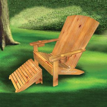 Outdoor-children-chair-adirondack