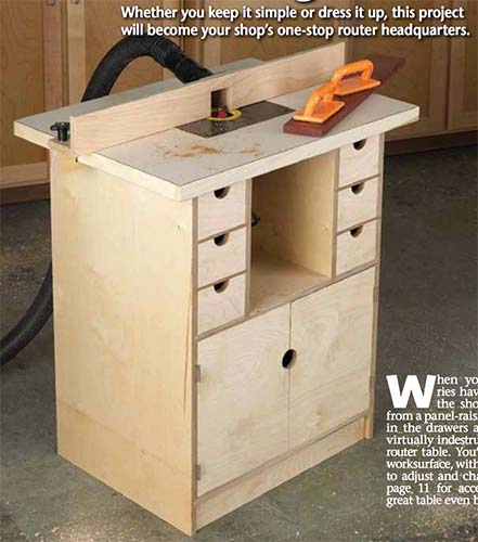 Awesome 39 Free Diy Router Table Plans Ideas That You Can Easily Build Home Interior And Landscaping Oversignezvosmurscom
