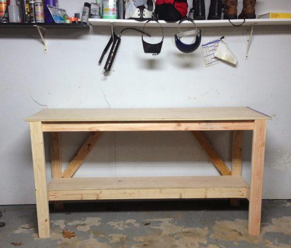 Swell 49 Free Diy Workbench Plans Ideas To Kickstart Your Ibusinesslaw Wood Chair Design Ideas Ibusinesslaworg