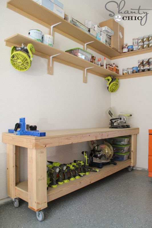 49 Free Diy Workbench Plans Ideas To Kickstart Your