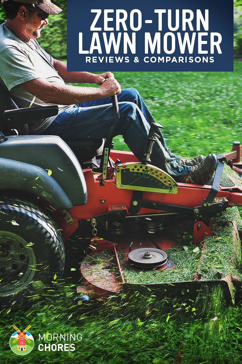 6 Best Zero Turn Mowers Comparison Reviews Amp Buying Guide