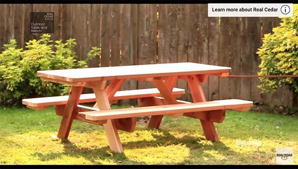 cedar-picnic-table