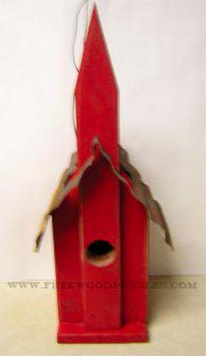 church-birdhouse