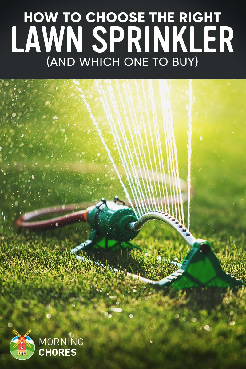 High Quality When It Comes To Maintaining A Green, Healthy Looking Lawn And A Beautiful  Garden That Will Be The Envy Of All Your Neighbours, The Right Lawn  Sprinkler Can ...