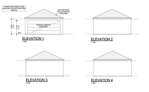 18 free diy garage plans with detailed drawings and instructions rh morningchores com plans for garage shelves plans for garage attic lift