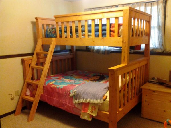 31 Diy Bunk Bed Plans Ideas That Will, Diy Bunk Bed Plans Twin Over Queen