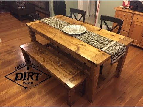 Magnificent 40 Diy Farmhouse Table Plans Ideas For Your Dining Room Free Interior Design Ideas Truasarkarijobsexamcom