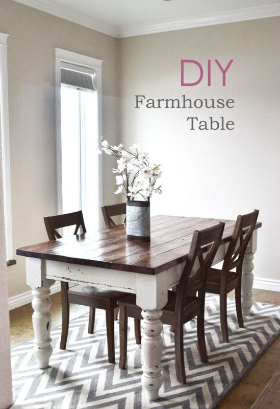 Excellent 40 Diy Farmhouse Table Plans Ideas For Your Dining Room Free Home Interior And Landscaping Ologienasavecom
