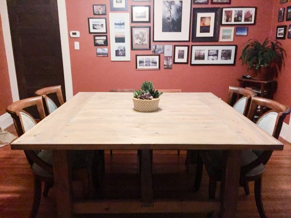Admirable 40 Diy Farmhouse Table Plans Ideas For Your Dining Room Free Download Free Architecture Designs Grimeyleaguecom