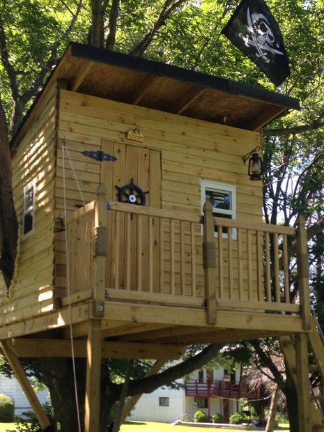 t2 - Get Easy Small Tree House Designs Pics