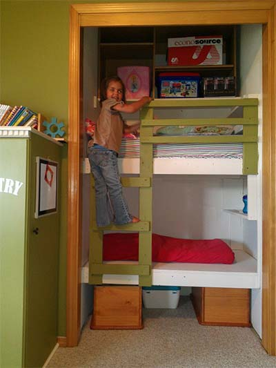 31 Diy Bunk Bed Plans Amp Ideas That Will Save A Lot Of