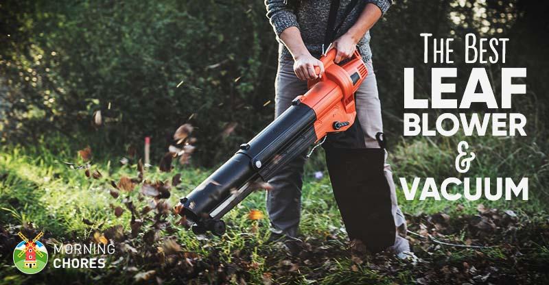10 Best Leaf Blower Amp Vacuum Reviews Gas Electric Cordless