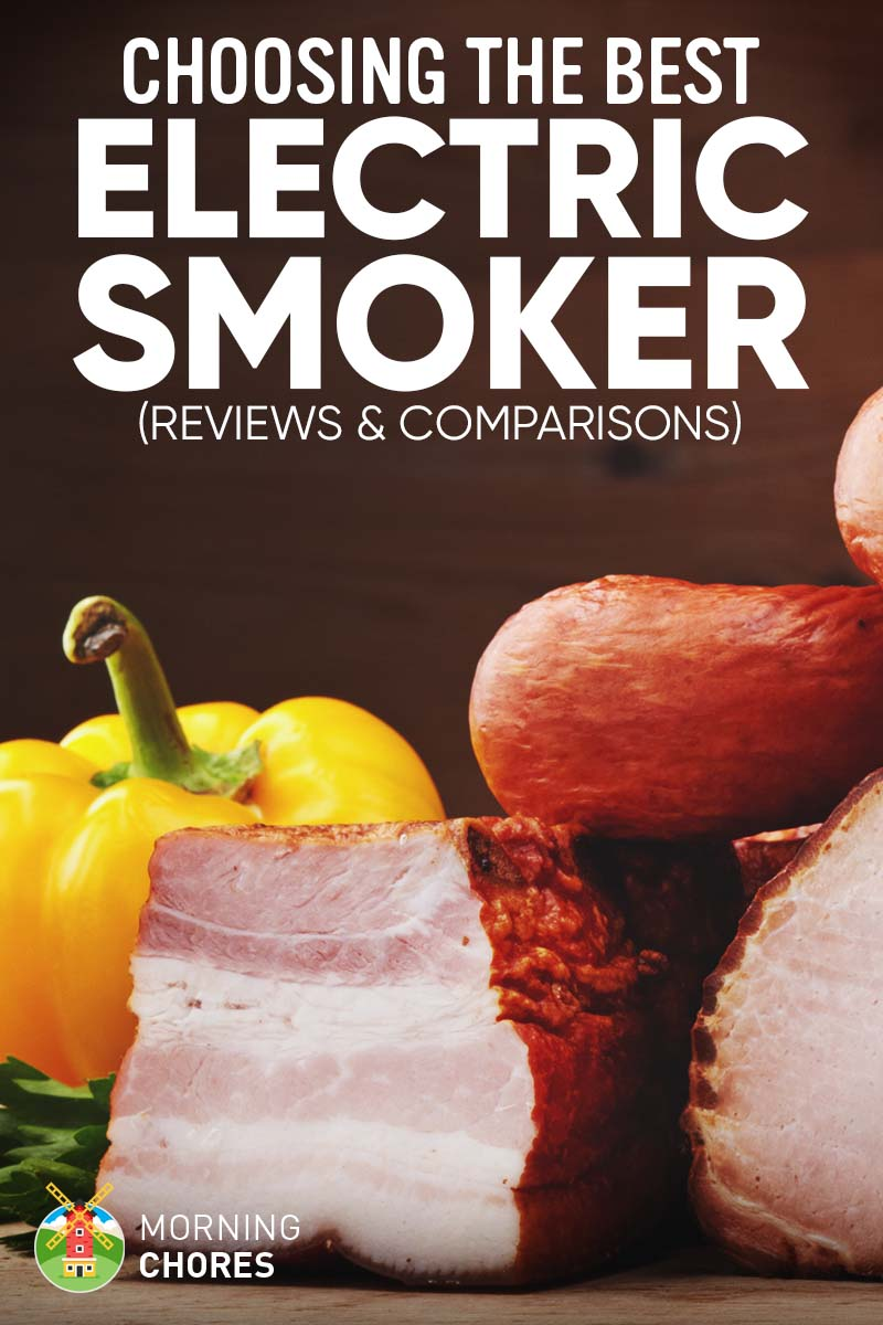 5 Best Electric Smoker Reviews and Comparisons