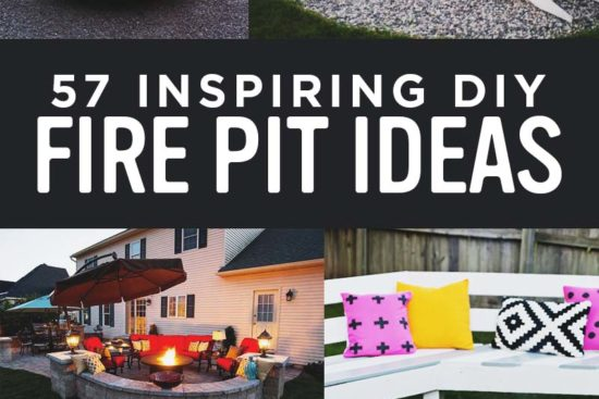 57 Inspiring DIY Fire Pit Plans and Ideas to Build this Fall