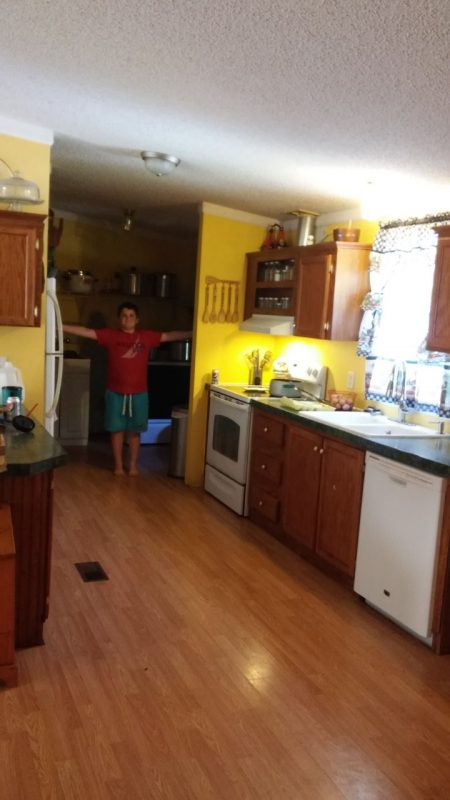 Our Kitchen Before After: DIY Kitchen Remodel Ideas: How We Do It For Under $1,000