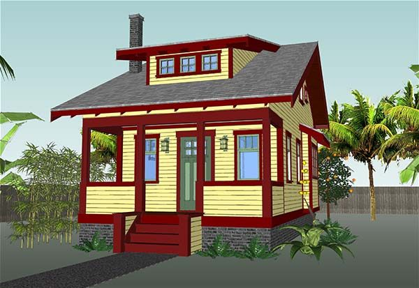 Small Home Plans: 20 Free DIY Tiny House Plans To Help You Live The Small