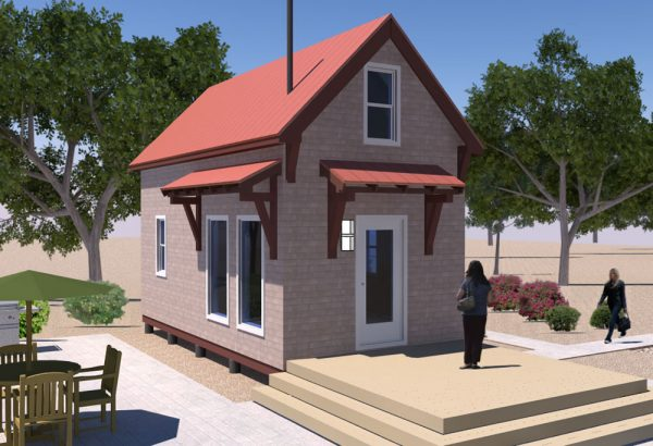 20 Free DIY Tiny House Plans to Help You Live the Small ...  X Tiny House Floor Plans And Designs on