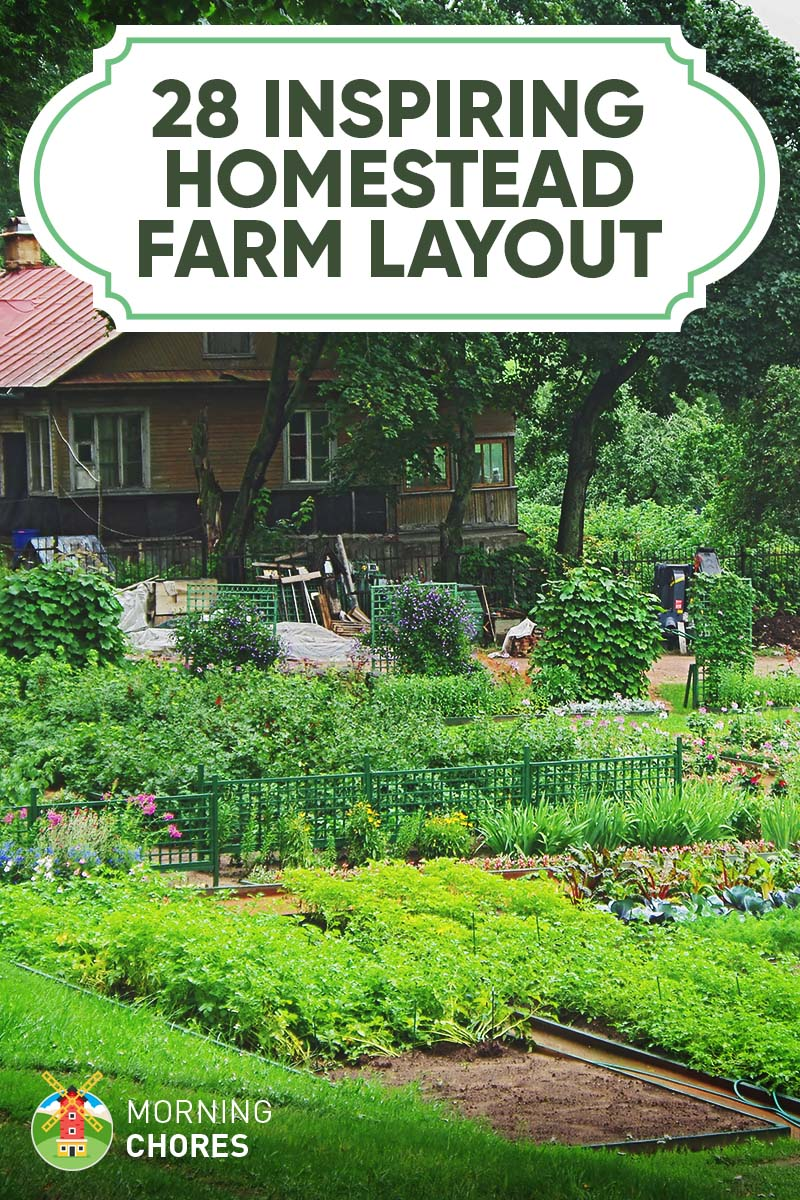 28 farm layout design ideas to inspire your homestead