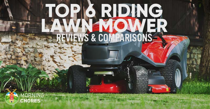 5 Best Riding Lawn Mowers for the Money