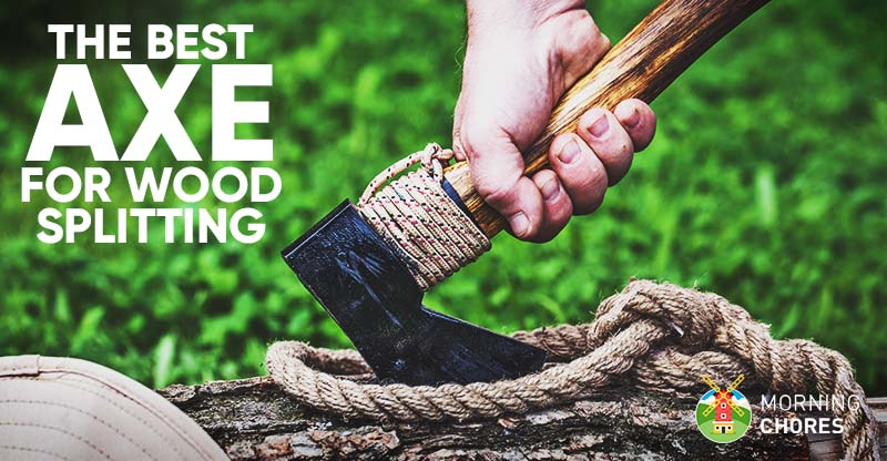 7 Best Axe For Splitting Wood Reviews And Buying Guide