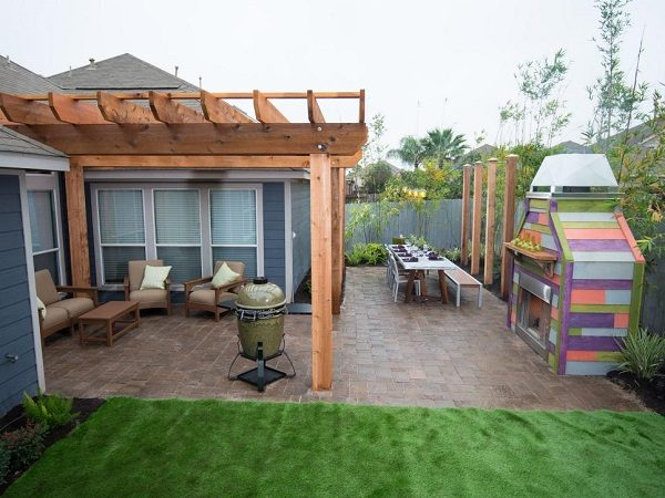 8 Formal Backyard Design