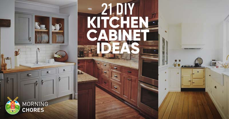 Kitchen cabinet diy mf cabinets for Cheap kitchen remodeling ideas