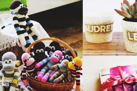 46 Joyful DIY Homemade Christmas Gift Ideas for Kids & Adults