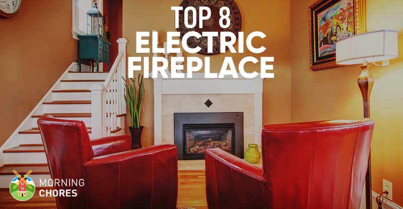Awesome 8 Best Electric Fireplace Heater Stove Reviews Comparison Home Interior And Landscaping Ologienasavecom