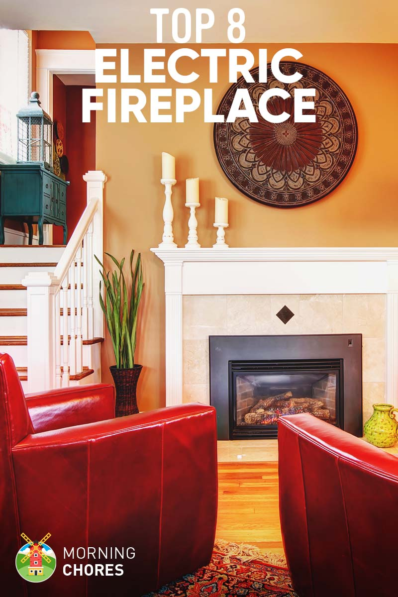 8 Best Electric Fireplace Heater Stove Reviews Comparison