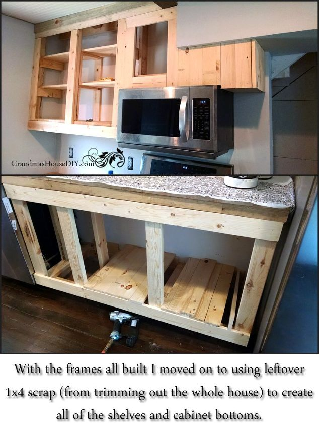 21 Diy Kitchen Cabinets Ideas Plans That Are Easy Cheap
