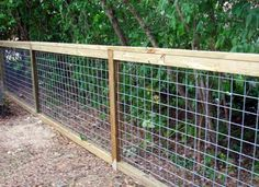 cheap fence ideas