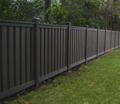 Charmant More Good Looking Yet Affordable Prefab Fence Ideas: