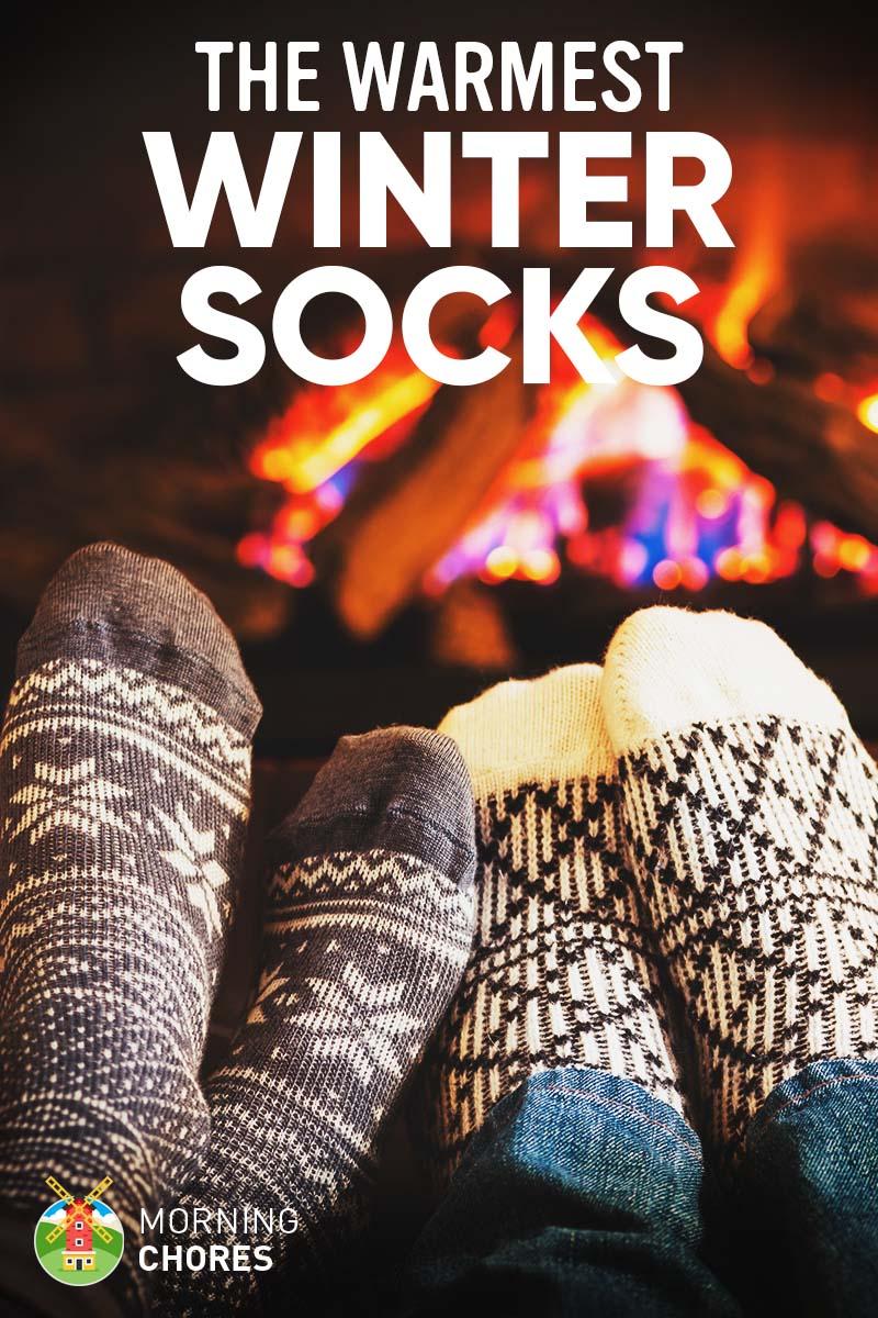 9df164a5a24 7 Best   Warmest Winter Socks for Men