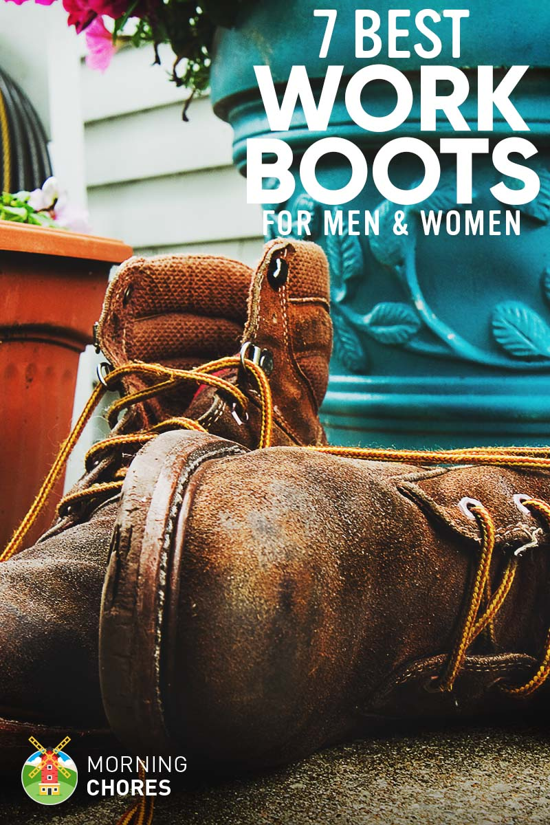 7 Best Work Boots For Men And Women 2017 Reviews